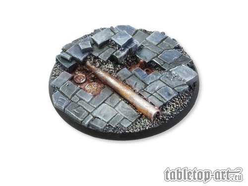 Ancient Machinery Bases - 60mm 2
