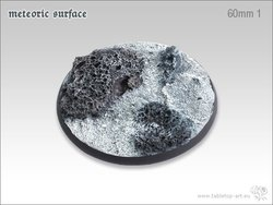 Meteoric Surface Bases - 60mm 1