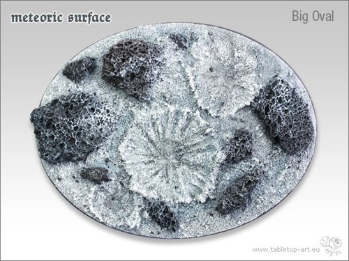 Meteoric Surface | Big Oval