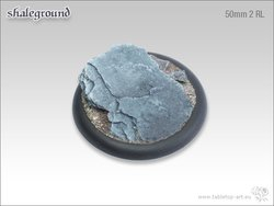 Shaleground Bases - 50mm Round Lip 2