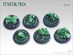 Crystal Tech Bases - 32mm (5)