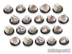 Ancestral Ruins Bases - 30mm RL DEAL (20)