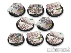 Ancestral Ruins Bases - 40mm RL DEAL (8)