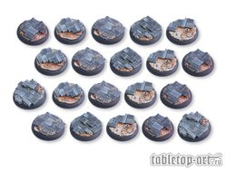 Ancient Machinery Bases - 30mm RL DEAL (20)