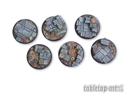 Ancient Machinery Bases - 32mm (5)