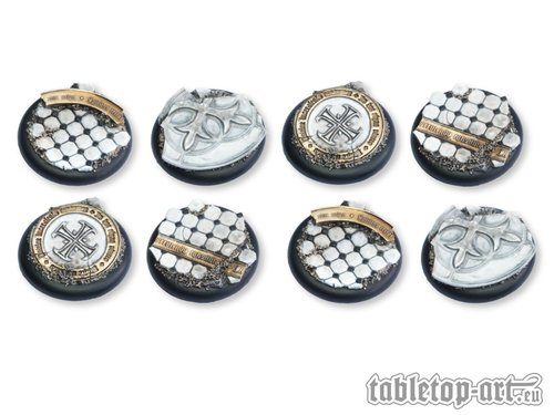 Ruins of Sanctuary Bases - 40mm RL DEAL (8)
