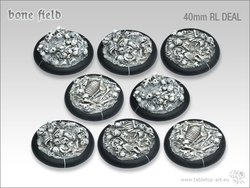 Bonefield Bases - 40mm RL DEAL (8)