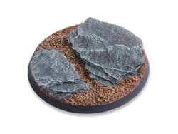 Shaleground Bases - 60mm 2