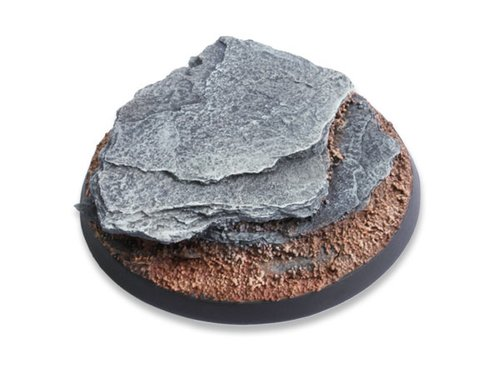 Shaleground Bases - 60mm 3