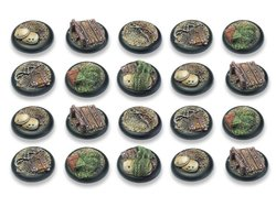 Trench warfare Bases - 30mm RL DEAL (20)