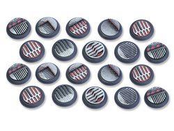 Space Dungeon Bases - 30mm Round Lip DEAL (20)
