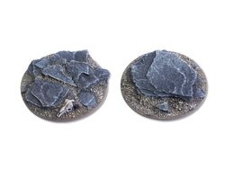 Shaleground bases - 40mm flat (2)