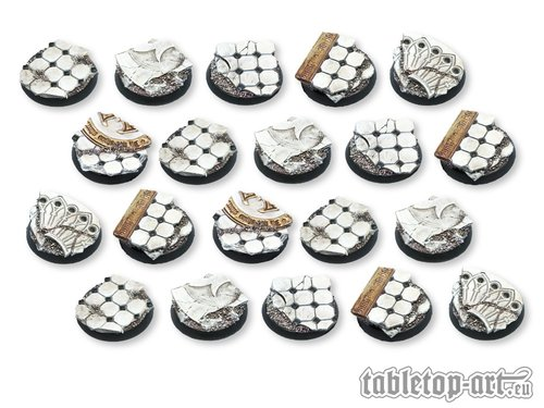Ruins of Sanctuary Bases - 25mm DEAL (20)