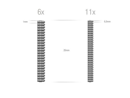 Ammunition Chains Set (17)