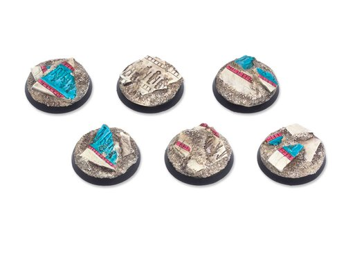 Temple of Isis Bases - 32mm