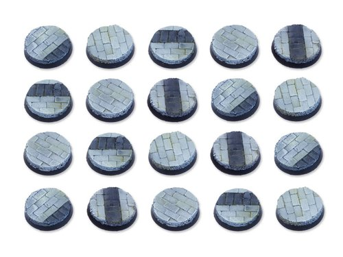 Flagstone Bases - 25mm DEAL