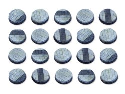 Flagstone Bases - 25mm DEAL (20)