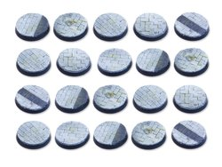 Flagstone Bases - 32mm DEAL (20)