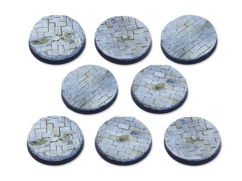 Flagstone Bases - 40mm DEAL (8)