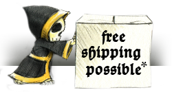 free shipping information illustration